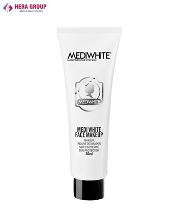 Kem chống nắng trang điểm Medi White Face Makeup