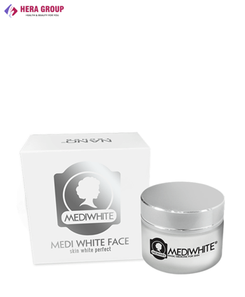 Kem dưỡng trắng da mặt Medi White Face