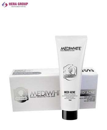 Kem trị mụn Medi White Acne