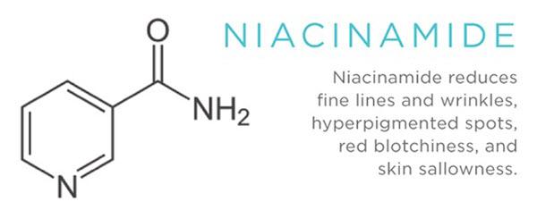 tác dụng của Niacinamide
