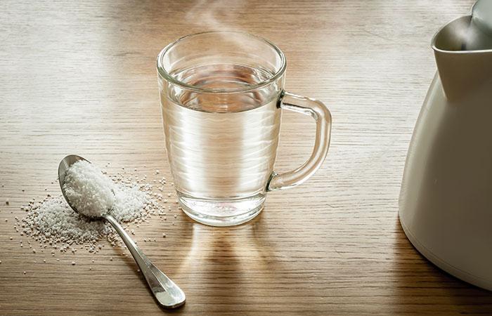 cách trị mụn hiệu quả bằng muối