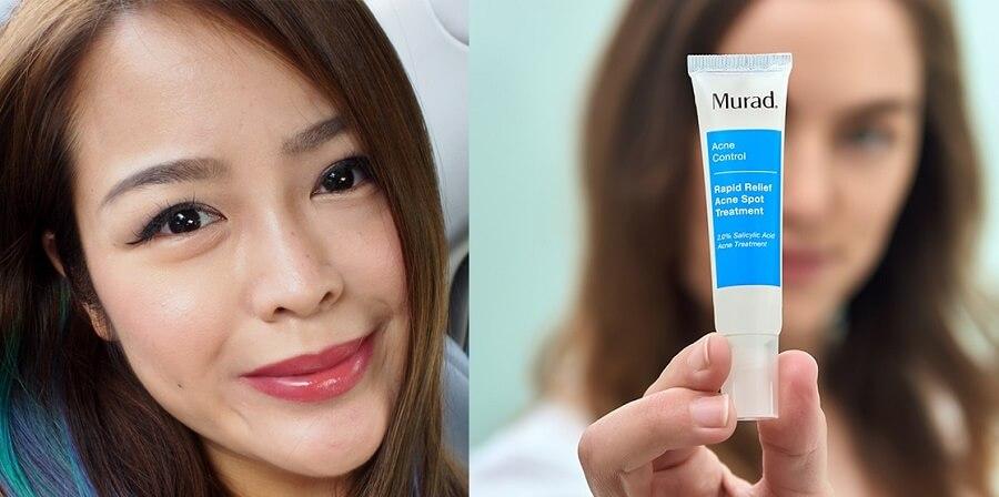 đối tượng sử dụng gel trị mụn murad myphamhera.com