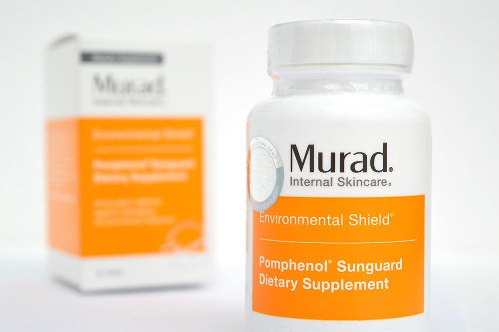 Viên uống chống nắng, giảm lão hóa Murad