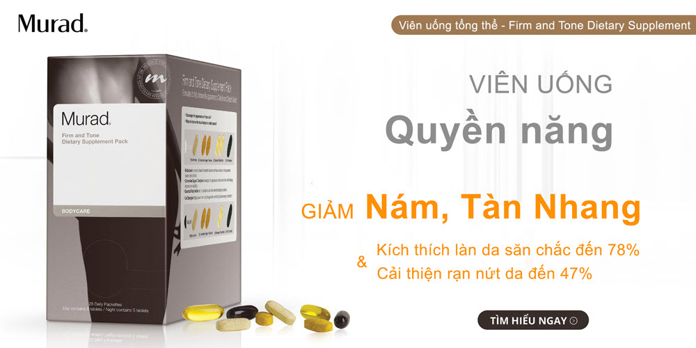 Viên uống tổng thể Murad Firm and Tone Dietary Supplement