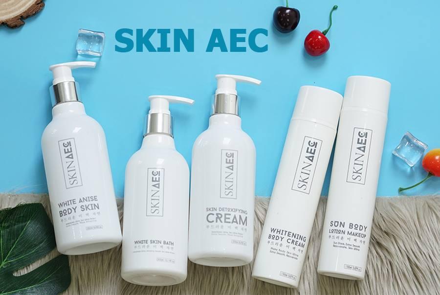 mỹ phẩm skin aec có tốt không
