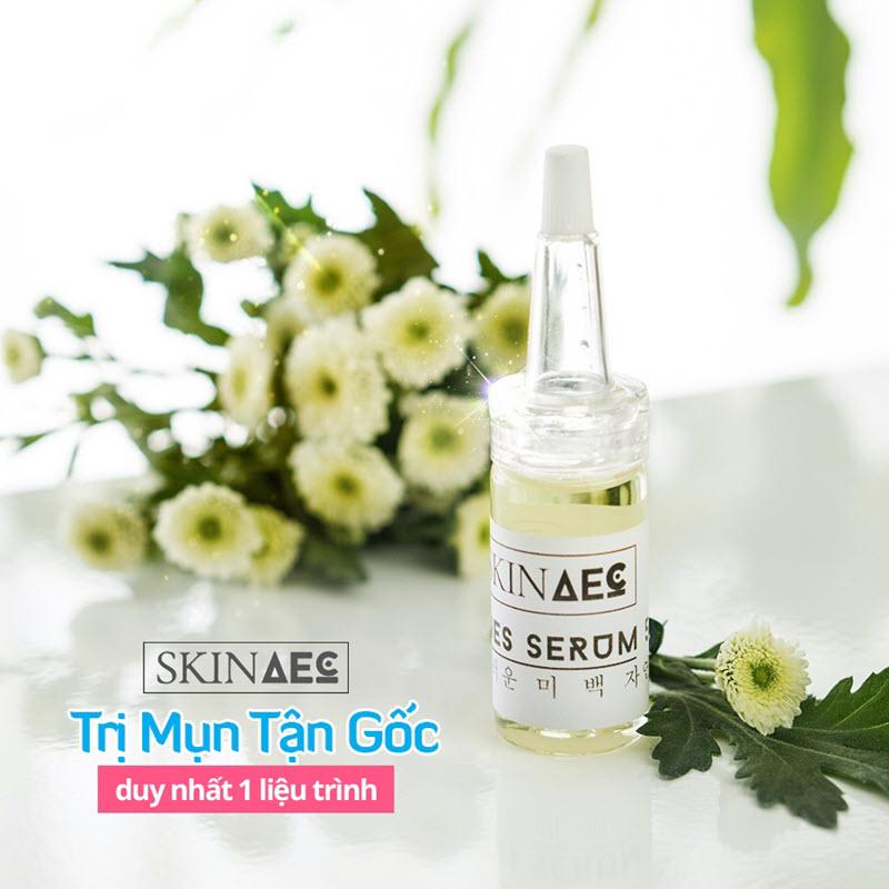 Serum trị mụn Skin AEC có tốt không