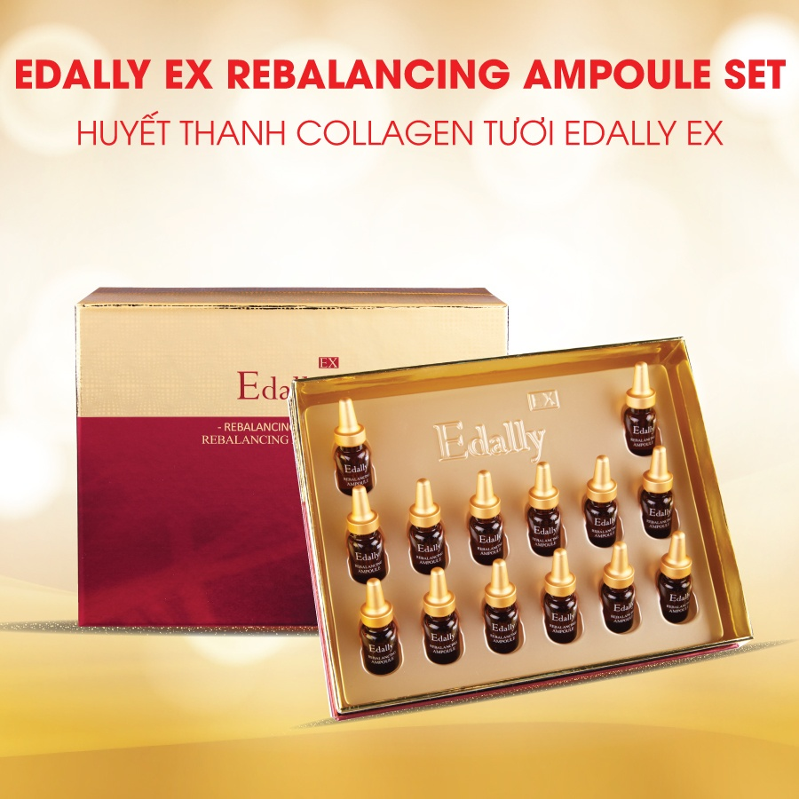 Huyết thanh Collagen Edally