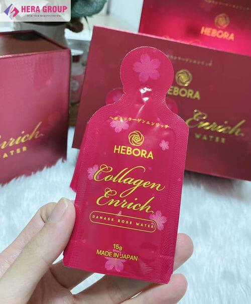 avata nước uống hebora collagen myphamhera.com