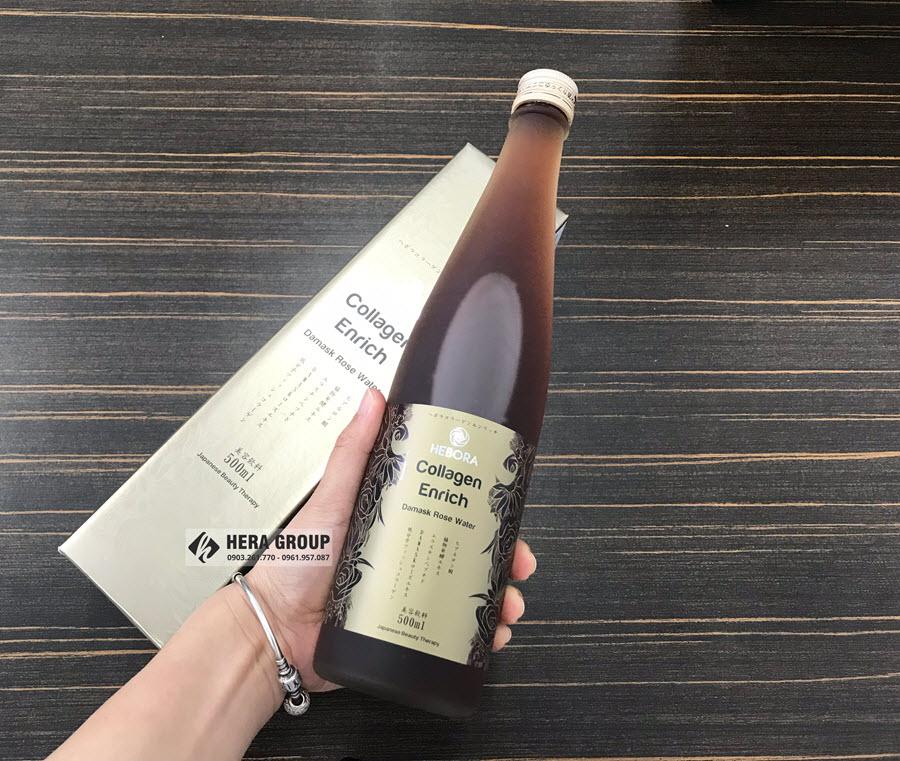 Mua Nước uống Hebora Collagen Nhật Bản ở đâu