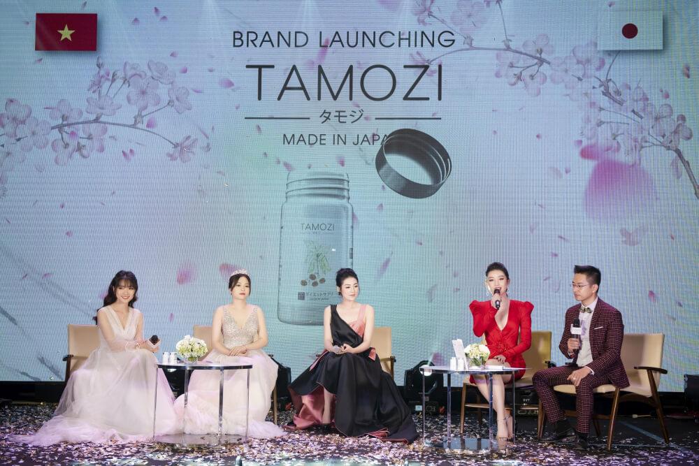 Lễ ra mắt viên uống hỗ trợ giảm cân Tamozi Diet