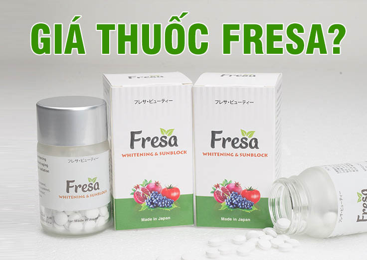 giá thuốc fresa