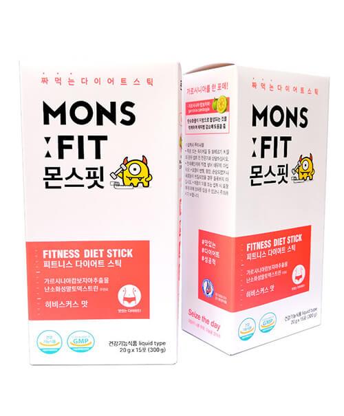 giảm cân monsfit