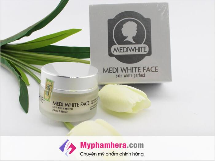 Kem dưỡng trắng da Medi white_myphamhera.com