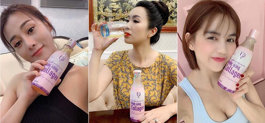 Rất nhiều người nổi tiếng khác đều sử dụng nước uống SCHON mỗi ngày