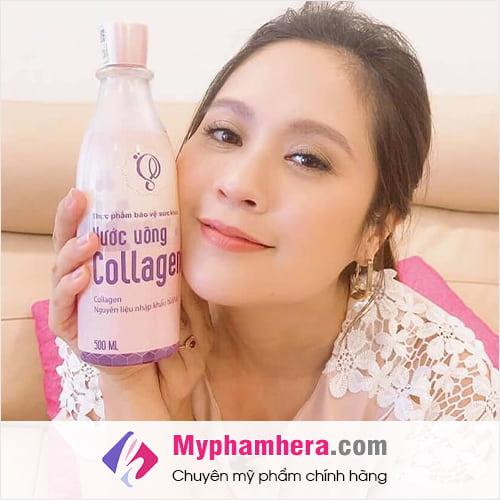 nước uống collagen schon thanh thúy mỹ phẩm hera