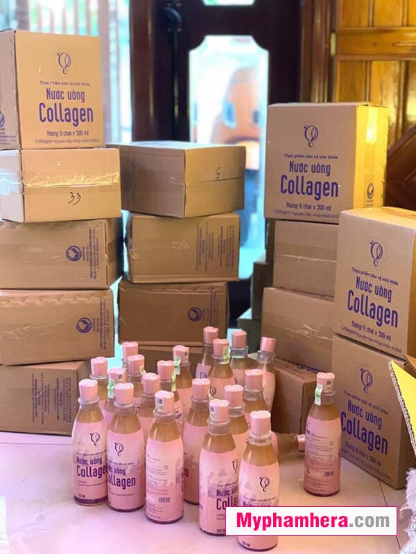 nước uống collagen tươi schon chính hãng mỹ phẩm hera