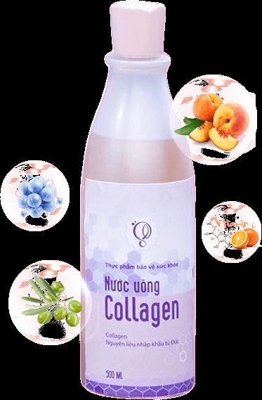 ưu điểm nước uống Collagen Schon mỹ phẩm hera