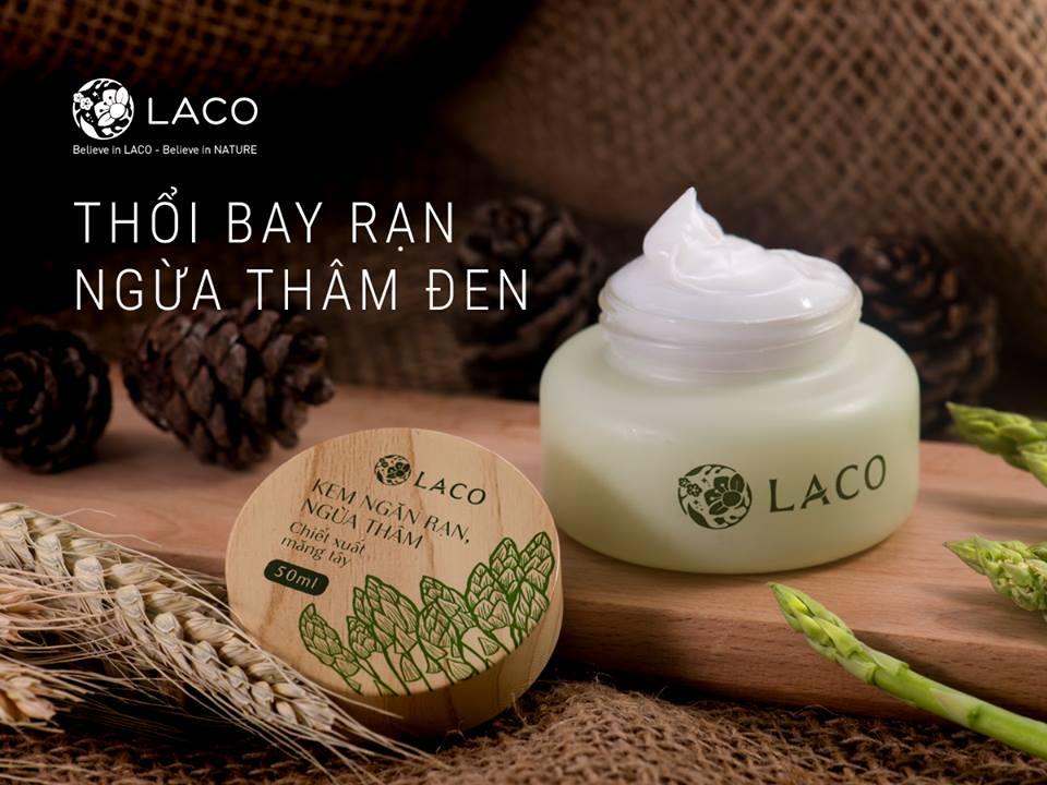 Kem trị rạn da LACO