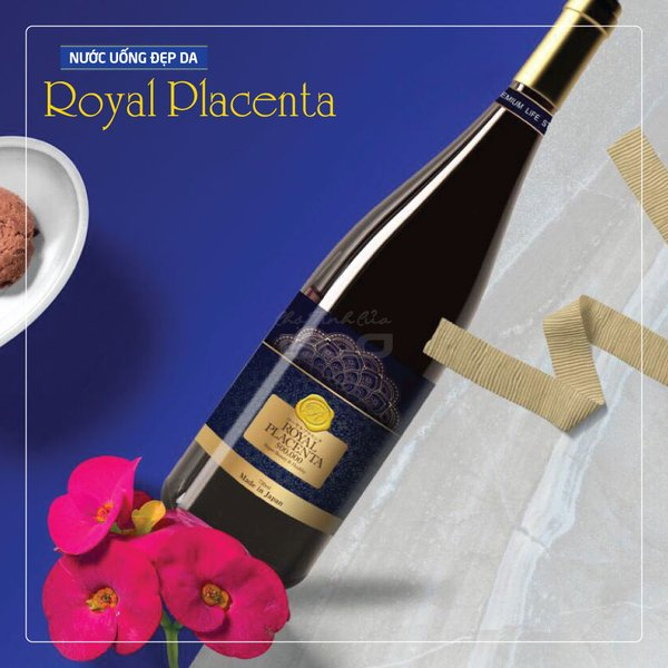 đối tượng hướng dẫn sử dụng Royal Placenta Nhật Bản
