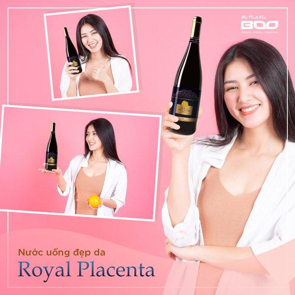 công dụng nước uống collagen royal nhật bản