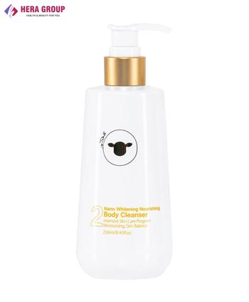 Sữa tắm trắng SK8 Nano Whitening Hàn Quốc