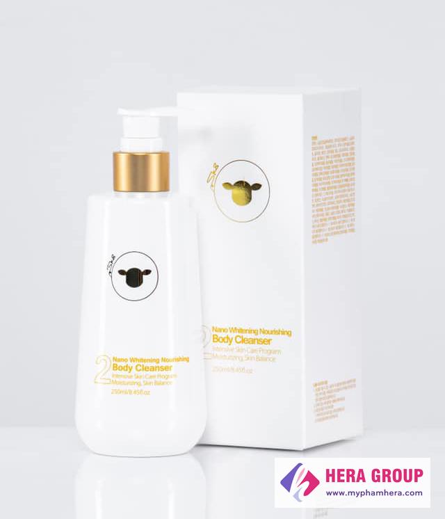 Sữa tắm trắng SK8 Nano Whitening Nourishing có tốt không