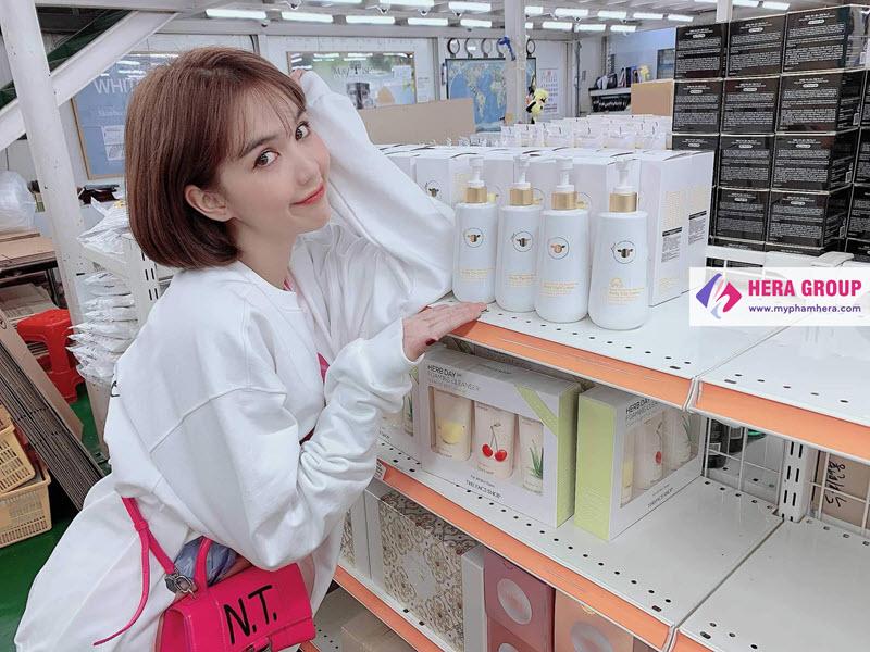 Bộ Tắm trắng SK8 Nano Whitening Nourishing giá bao nhiêu