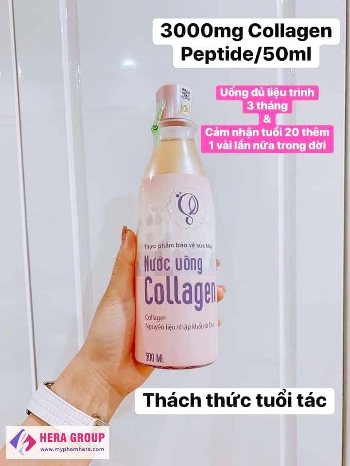 Nước uống Collagen Schon có tốt không