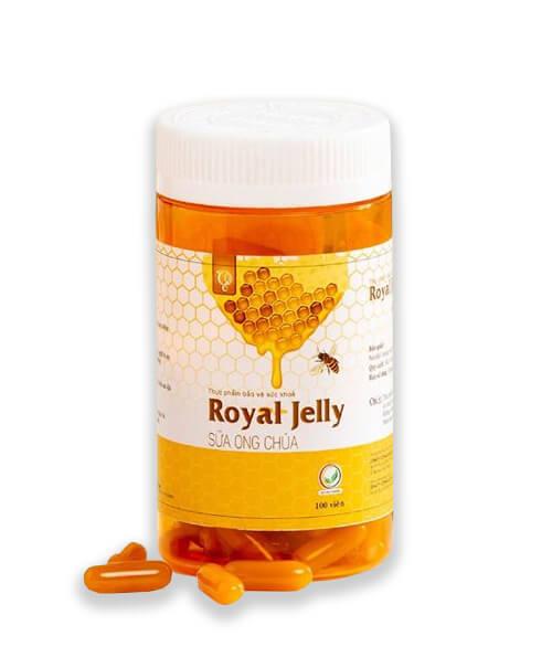 Sữa ong chúa Royal Jelly Schon