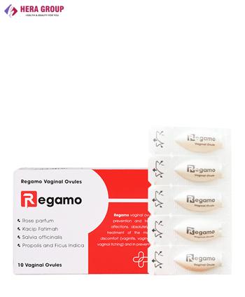 Viên đặt phụ khoa Regamo Italia