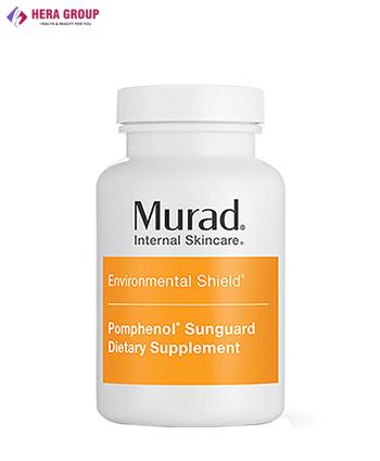 Viên uống chống nắng nội sinh Murad
