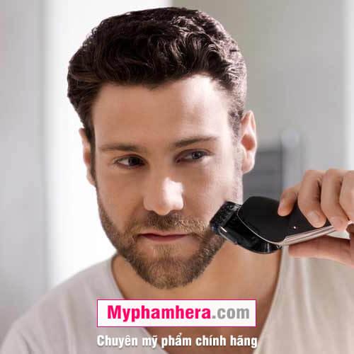 cách chăm sóc da cho nam bằng cách cắt tỉa râu mỹ phẩm hera