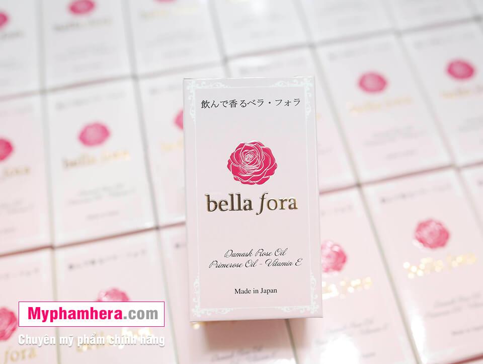 viên uống bella fora chính hãng mua ở đâu mỹ phẩm hera