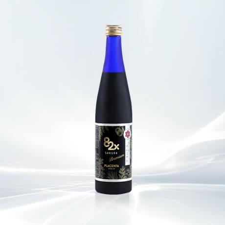 nước uống collagen 82x sakura placenta mỹ phẩm hera
