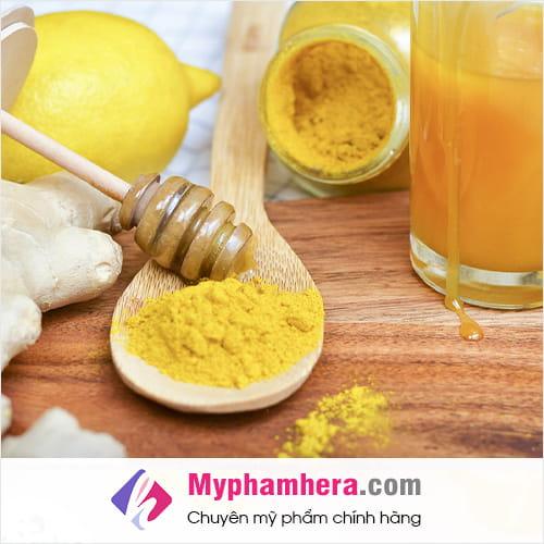 cách thải độc thanh lọc cơ thể bằng mật ong mỹ phẩm hera