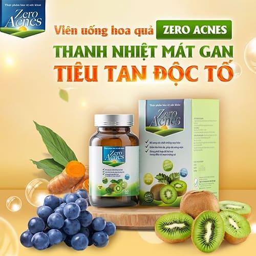 click xem ngay viên uống hoa quả zero acnes mỹ phẩm hera
