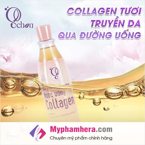 collagen là gì mỹ phẩm hera