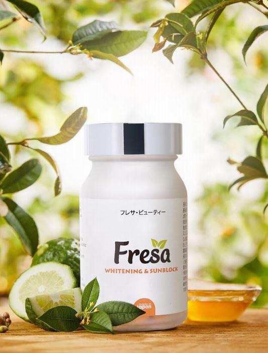 công dụng viên uống trắng da chống nắng fresa 2020 mỹ phẩm hera