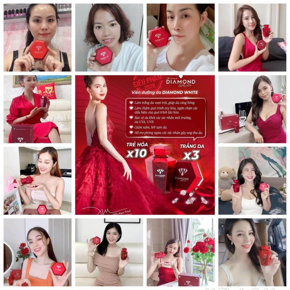 review viên uống diamond white myphamhera.com