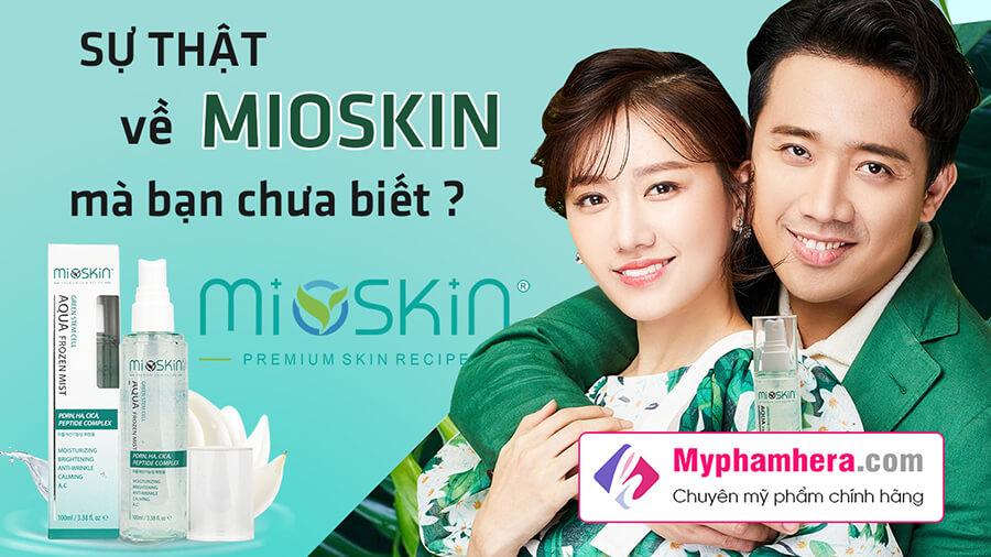 sự thật về mioskin mà bạn chưa biết mỹ phẩm hera