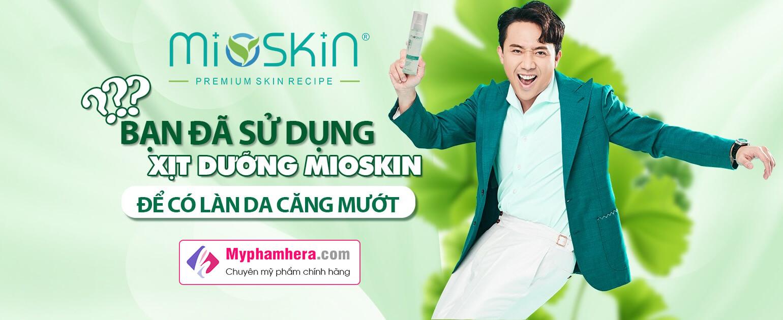 banner trang chủ mioskin trấn thành myphamhera.com