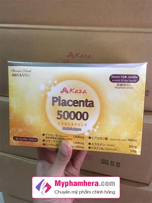 mua kaza placenta 50000mg chính hãng ở đâu myphamhera.com