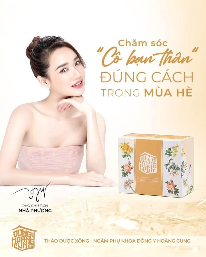 thảo dược dưỡng ngâm phụ khoa đông y hoàng cung 2021 myphamhera.com