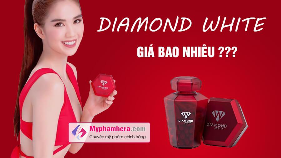 viên uống diamond white giá bao nhiêu mua ở đâu myphamhera.com