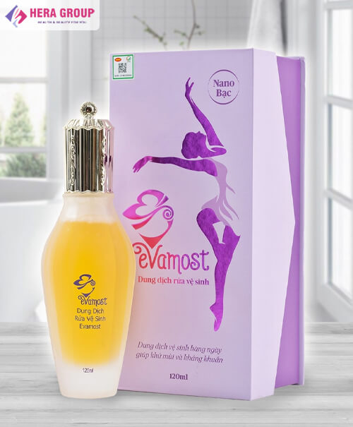 avata dung dịch rửa vệ sinh evamost myphamhera.com
