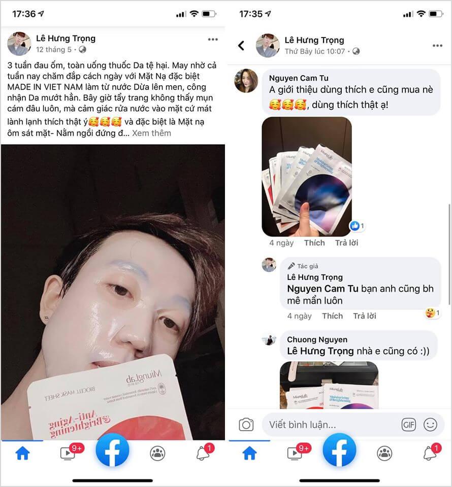 review mặt nak miung lab hàn quốc có tốt không myphamhera.com