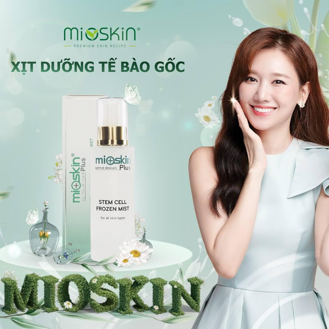 Xịt dưỡng tế bào gốc Mioskin Plus