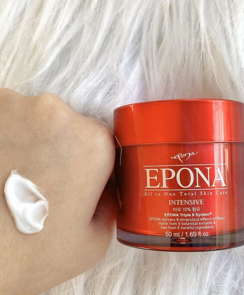 avata kem dưỡng dầu ngựa epona all in one total skin care intensive myphamhera.com