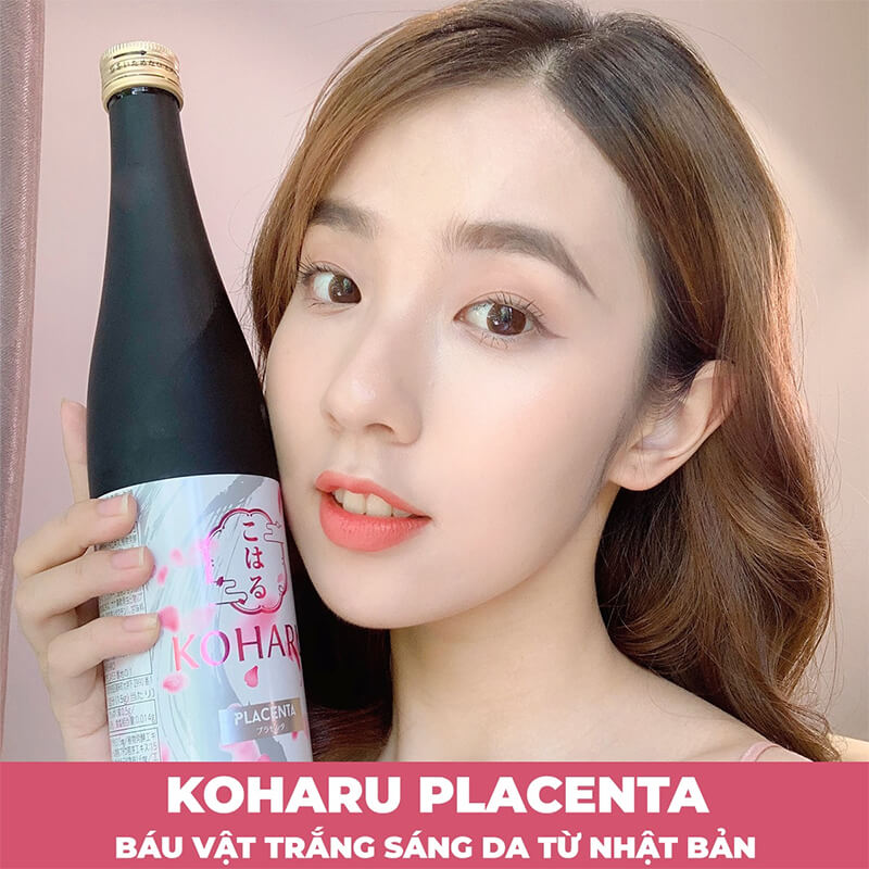 đối tượng sử dụng nước uống collagen koharu myphamhera.com