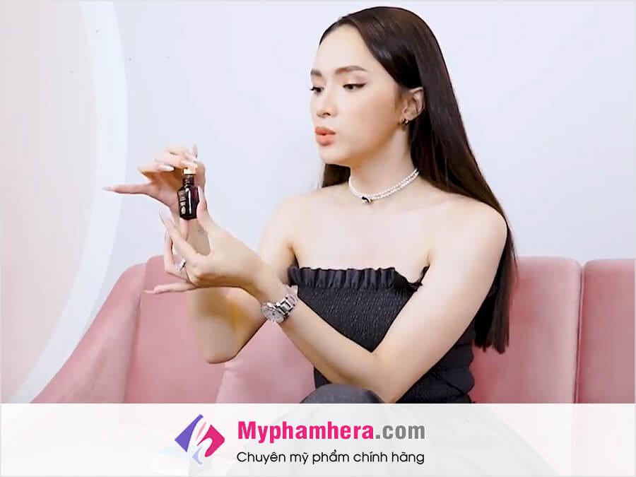 video lumos detox skin hương giang myphamhera.com